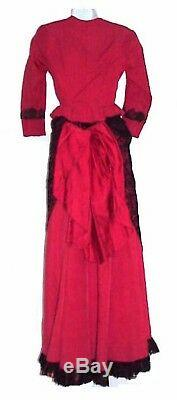 1860's CIVIL War Western Frontier Old West Period Gown Western Costume Company