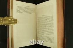 1867 The Lost Cause Confederate Version of the Civil War Lincoln Slavery Leather