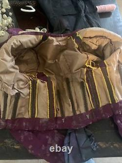 Antique Amazing Victorian Civil War Jacket And Skirt With History