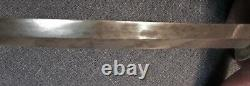Civil War BOOT KNIFE Blade Etched Virtue, Liberty, & Independence