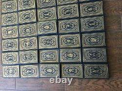 Easton Press Leather Bound Library Of The CIVIL War 35 Volume Set Look
