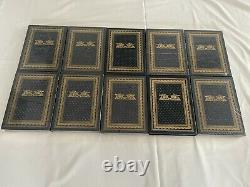 Easton Press PHOTOGRAPHIC HISTORY Of The CIVIL WAR Complete 10 Vol Set SEALED