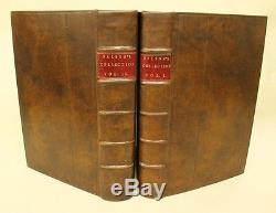 Fine Binding English Civil War Nalson Affairs of State 1682 Antiquarian Style