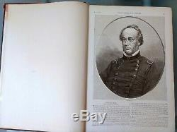 Harper's Pictorial History of the Civil War (1866) 2 Vol. Star Publishing