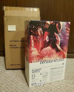 Hot Toys MMS 370 Captain America Civil War 1/6 Scarlet Witch