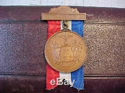 Original CIVIL War Gettysburg Veteran 1893 Medal Ultra Clean