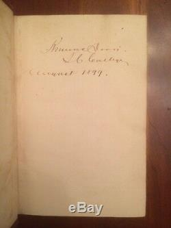 RARE 1899 Robert E. Lee's Mississippi Sharpshooters, Dunlop, Confederate CSA 1st