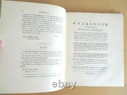 Rare 1642 Army Lists Of Roundheads & Cavaliers Officers CIVIL War Cromwell -1874