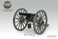 Sideshow Collectibles 1/6 scale 3-inch ordnance rifle Civil War Cannon 1102